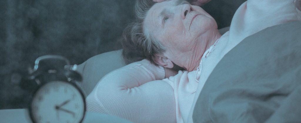 Seniors and Insomnia
